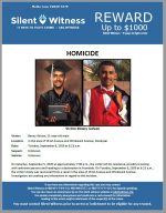 Benny Galvan / In the area of 151st Avenue and Windward Avenue, Goodyear