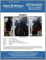 Robbery / Circle K / 3543 E. Oak Street, Phoenix