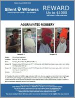 Aggravated Robbery / Circle K 9418 N. 7th St.