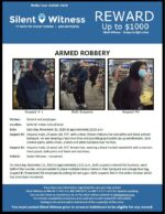 Armed Robbery / Circle K / 8249 W. Indian School Rd.