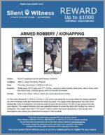 Armed Robbery/Kidnapping / Circle K / 4005 E. Union Hills Drive, Phoenix