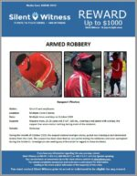Armed Robbery / Circle K / Multiple Locations