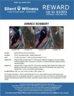Armed Robbery / Salsitas Restaurant / 1500 E. Roosevelt St.