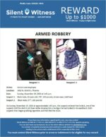 Armed Robbery / Circle K / 1002 N. 32nd St.