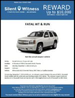 Hit and Run / Donald Schnock / In the area of 2900 E. Roosevelt Street, Phoenix