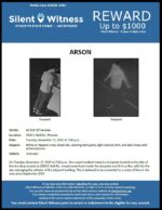 Arson / AZ Roll Off Services / 2560 E. Bell Rd.