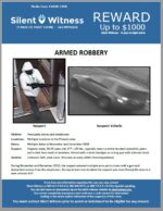 Armed Robbery / Multiple Auto Parts Stores in Phoenix