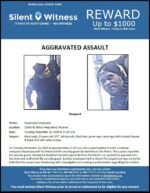 Aggravated Assault / Dispensary / 10040 N. Metro Pkwy West
