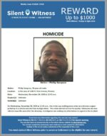 Homicide / Phillip Sampson / In the area of 2200 N. 91st Avenue, Phoenix
