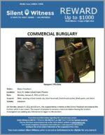 Commercial Burglary / Divine Preschool / 8215 W. Indian School Road, Phoenix
