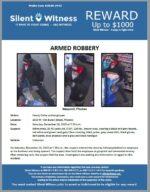 Armed Robbery / Family Dollar Store / 2550 W. Van Buren Street, Phoenix