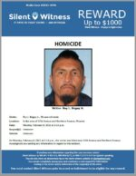 Homicide / Roy L. Begay Jr. / In the area of 27th Avenue and Northern Avenue, Phoenix