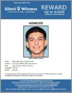 Homicide / Jaiden Diego Torrez / In the area of 5300 N. 19th Avenue, Phoenix