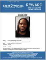 Homicide / Thomas DeJohnette / 5151 E. Washington Street, Phoenix