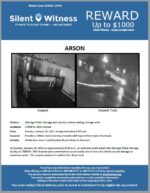 Arson / iStorage Public Storage / 17800 N. 25th Avenue