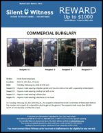 Commercial Burglary / Circle K / 4502 N. 19th Ave