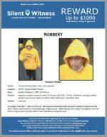 Robbery / Thomas Market Liquor Store / 345 W. Thomas Road, Phoenix