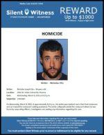 Homicide / Nicholas Elia / 5050 W. Indian School Rd