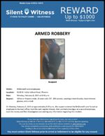 Armed Robbery / McDonald's 8220 W. Indian School Rd