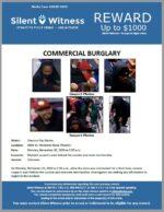 Commercial Burglary / Chevron / 5035 W. McDowell Road, Phoenix