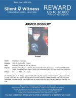 Armed Robbery / Circle K / 3508 W. Baseline Rd., Phoenix