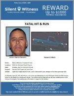 Fatal Hit and Run / Marcos Nevarez / 6500 W. McDowell Road, Phoenix