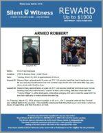 Armed Robbery / Circle K / 2708 W. Buckeye Road