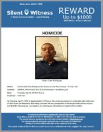 Homicide / Jose Rodriguez / 15000 N. 25th Street