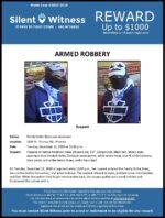 Armed Robbery / Family Dollar / 5109 W. Thomas Rd., Phoenix
