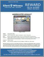 Aggravated Assault / 4230 W. McDowell Rd – 2640 W. Van Buren St – 3102 W. Thomas Rd