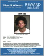 Homicide / Devon Cole Bishop / In the area of 5500 N. 17th Avenue, Phoenix
