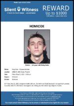 Homicide / Ricky Kole / 16815 N. 29th Street, Phoenix