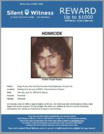 Homicide / Angel Acuna / Parking lot in the area of 3500 S. Central Avenue, Phoenix