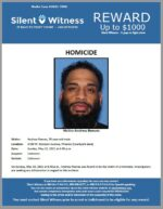 Homicide / Andrew Reeves / In the area of 1780 W. Missouri Ave.