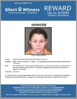 Homicide / Alisha Marie Bellotte / In the area of 8000 S. Arizona Grand Pkwy – Phoenix – In a secluded area southwest of Baseline Road and the I-10 Freeway
