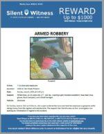 Armed Robbery / 7-11 Store  / 3306 W. Bell Road, Phoenix