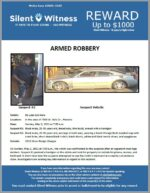 Armed Robbery / 85 year old male / In the area of 7500 W. Sells Dr., Phoenix