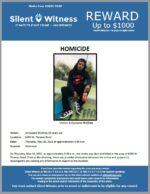 Homicide / Antywane McGhee / 6100 W. Thomas Road