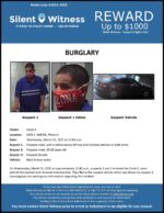 Burglary / Circle K / 5601 E. Bell Rd., Phoenix