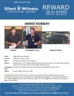 Armed Robbery / Target Store / 16806 N. 7th Street, Phoenix