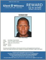 Homicide / Donte Barge / In the area of 3400 W. Whitton, Phoenix