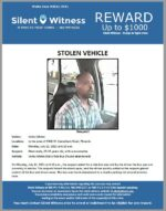 Stolen Vehicle / In the area of 5900 W. Camelback Road, Phoenix