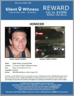 Homicide / Joseph McNally / In the area of 11400 N. 28th Drive, Phoenix