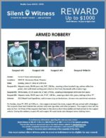 Armed Robbery / Circle K / 3449 W. Greenway Road, Phoenix