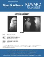 Armed Robbery / Adult and two juveniles / 4140 W. McDowell Rd., Phoenix