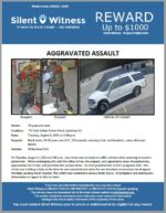 Aggravated Assault / 23 year old male / 711 East Indian School Road, (parking lot)