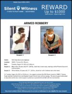 Armed Robbery / WSS Shoes / 3949 E. Thomas Rd., Phoenix