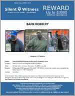 Bank Robberies / Various Locations