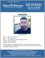 Homicide / Ramon Patino / 1700 W. Atlanta Avenue