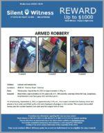 Armed Robbery / Subway / 9000 W. Thomas Road